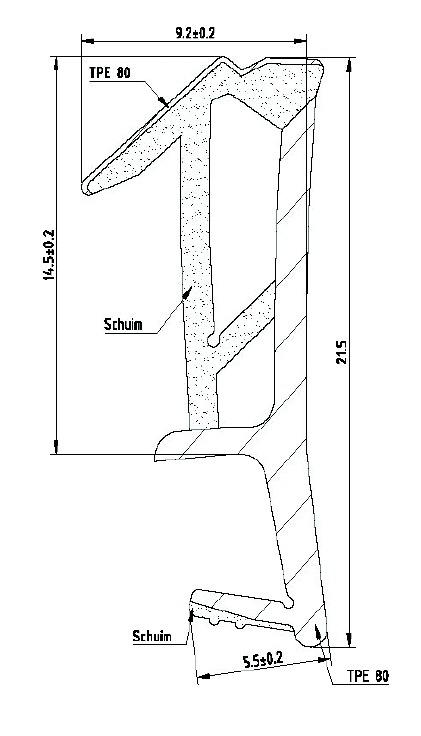 JOINT RECOUVREMENT SPV4515F NOIR ML