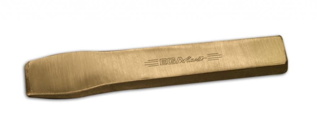 Outil anti-déflagrant cuivre-béryllium : Bédane
