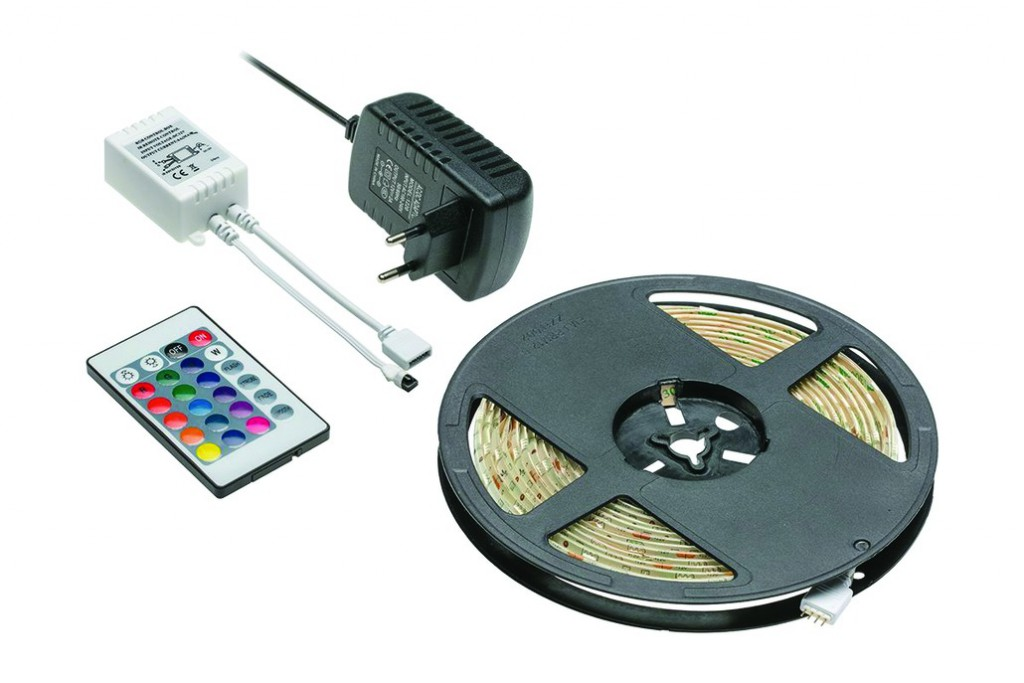 Luminaire led : Kit complet RGB