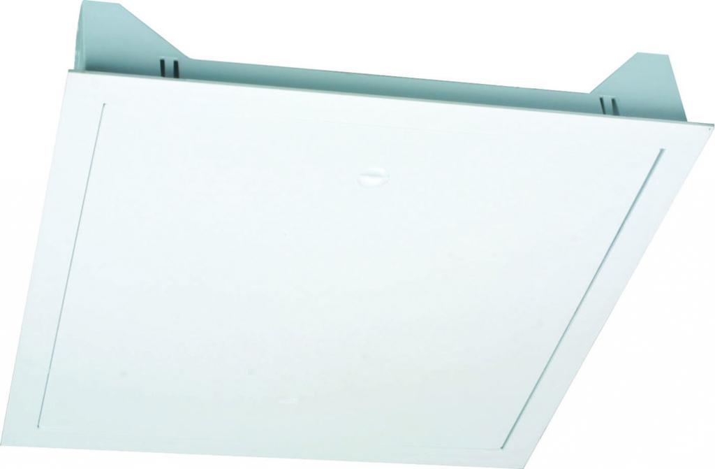 Trappe d'accès : Trappe de plafond isolante TPI51 blanche