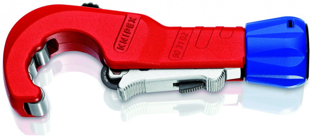 Outil de plombier : Coupe-tube KNIPEX TubiX®