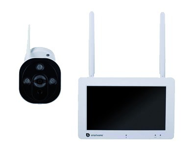 KIT CAM VIDEO SURVEILLANCE 1080P