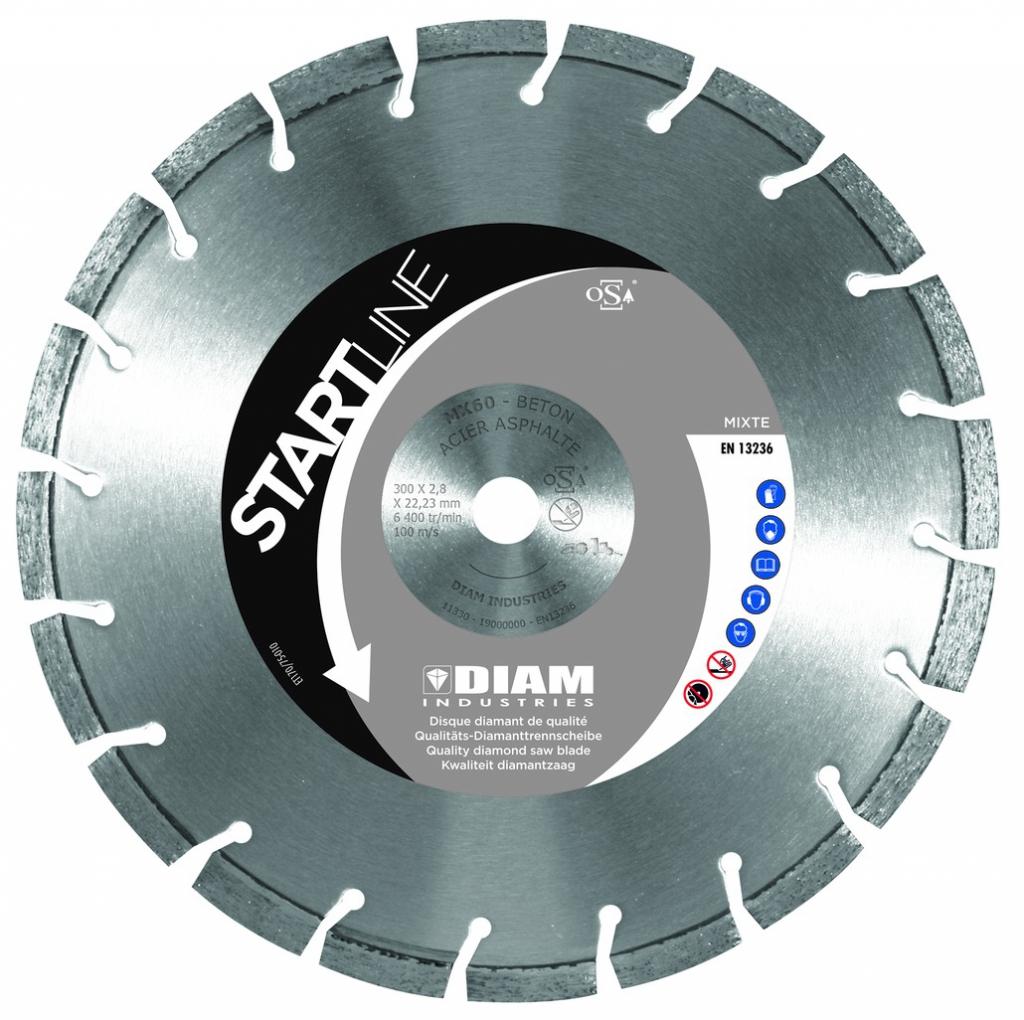 Disque diamant - MX60