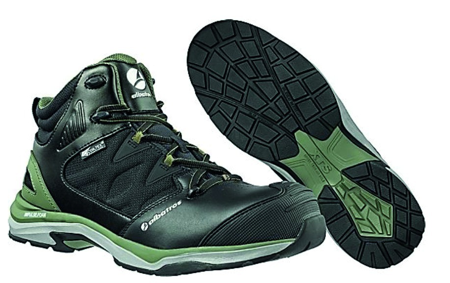 Chaussures hommes S3 : Ultratrail - S3/ESD/WR/HRO/SRC