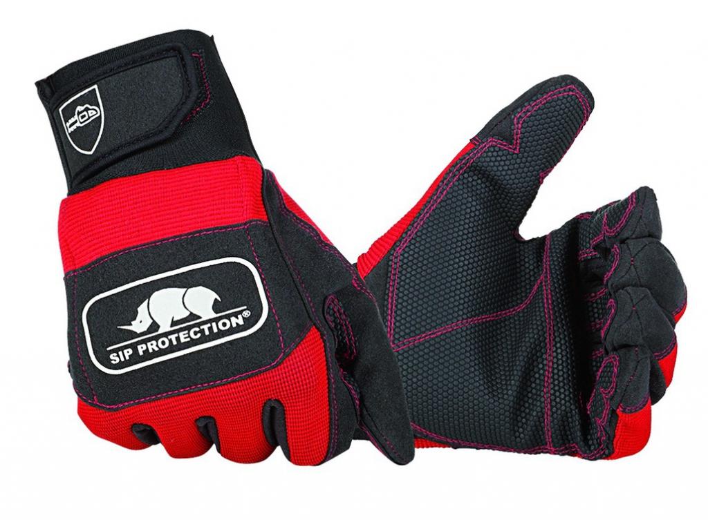 Vêtement de travail : Gant anti-coupure - 2 mains
