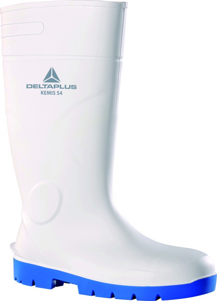 Chaussures blanches : Bottes blanches Manche - S4/SRC/WRU E/A/CI