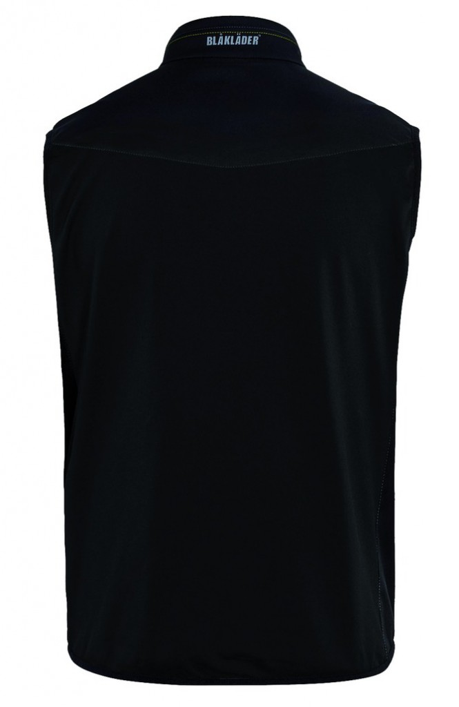 Vêtement de travail : Gilet softshell stretch