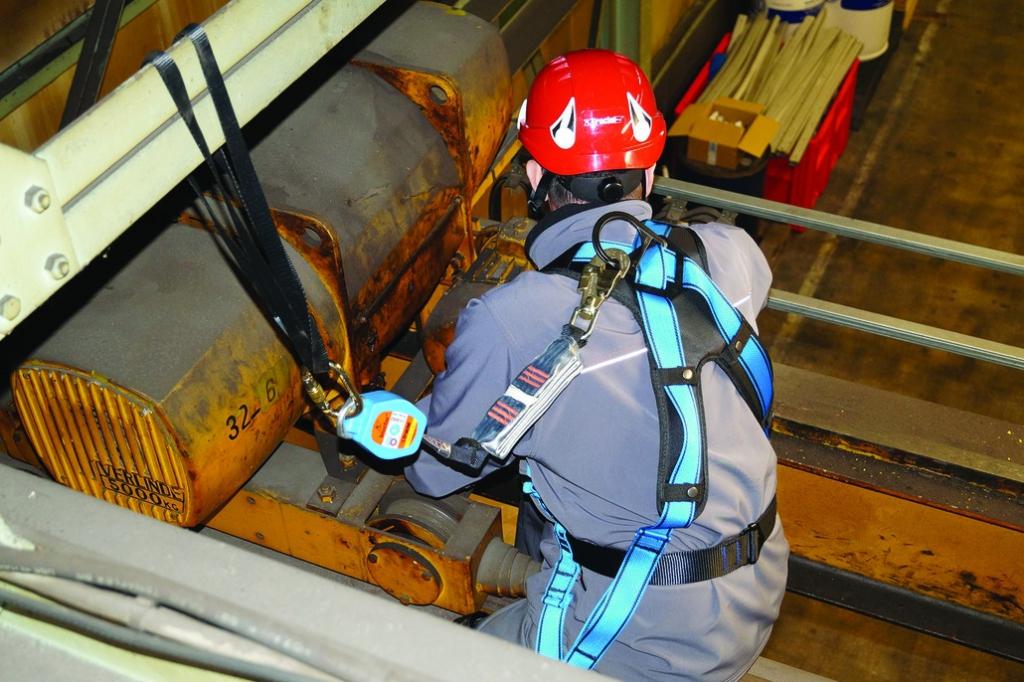 Harnais de sécurité Tractel : Kit maintenance industrielle