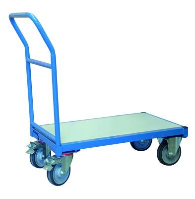 Manutention : Chariot à dossier fixe 600 kg