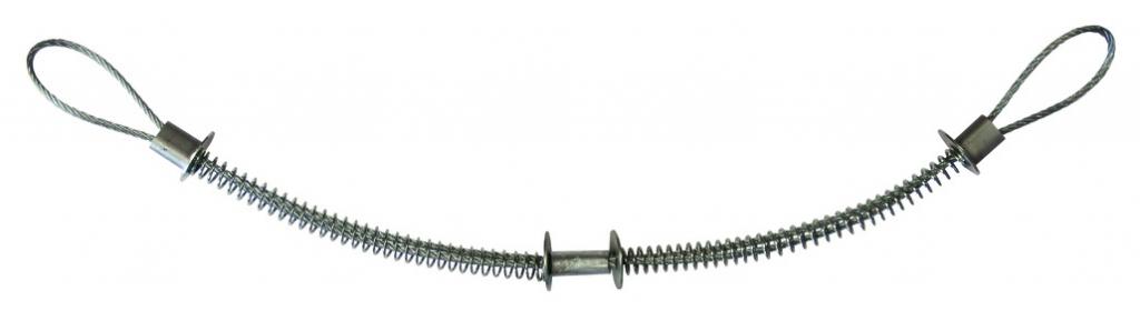 Manutention : Elingue câble anti-fouet