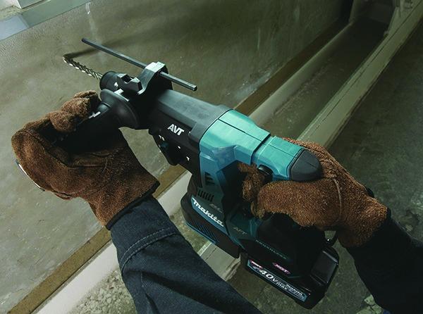 Marteau perforateur sans fil : HR002 GM202