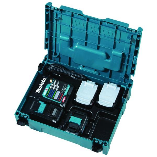 Batterie - chargeur - lampe électro-portatif : Pack énergie 40 V Li-Ion - 4 Ah