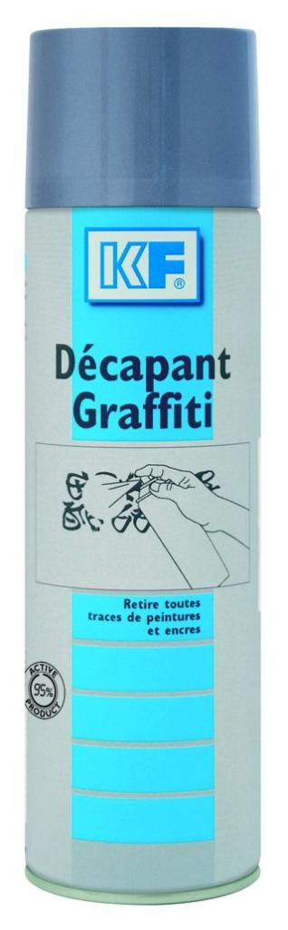Produits de maintenance : Décapant graffiti
