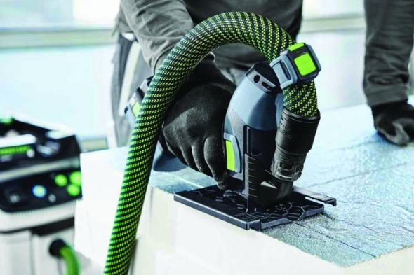 Scie pour isolant sans fil : Scie sans fil isc 240 pour isolants hpc 4,0 ebi plus
