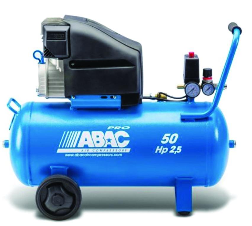 Compresseur d'air : Pro Montecarlo L25P - 50 litres