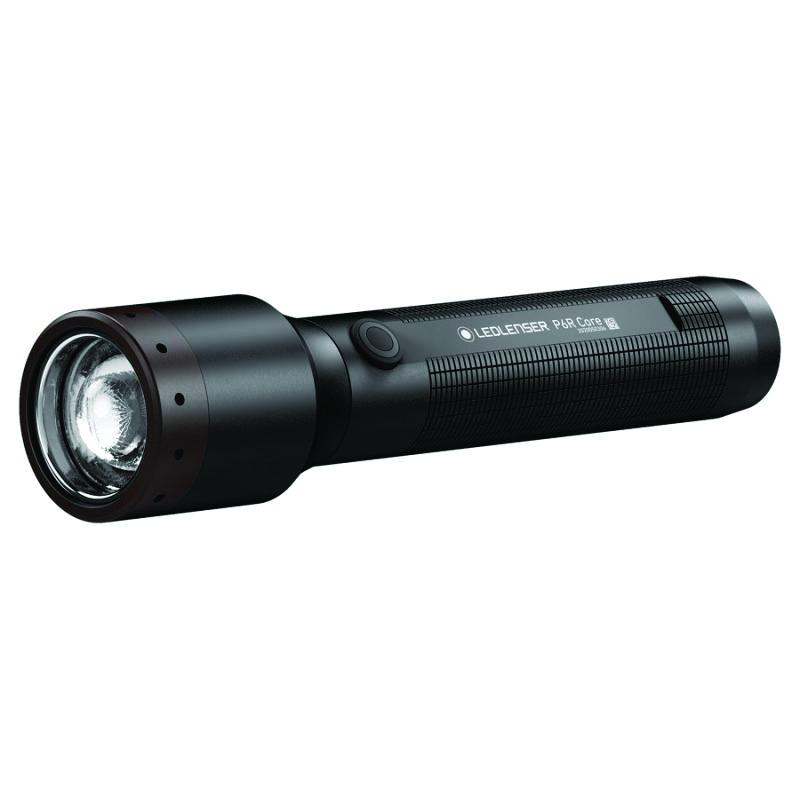 Lampe : Ledlenser P6R CORE - 900 Lm - rechargeable