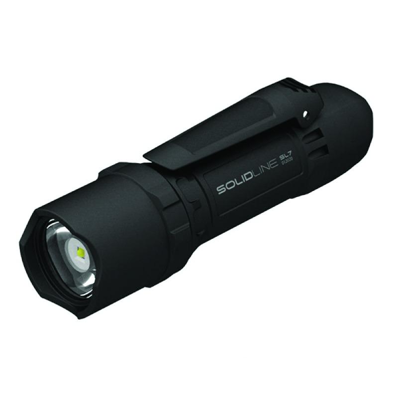 Lampe : Ledlenser Solidline SL7 400 Lm