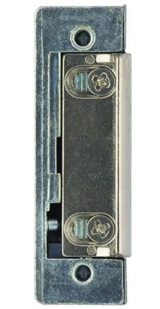 Verrouillage : Gâche symétrique 67 mm sans têtière