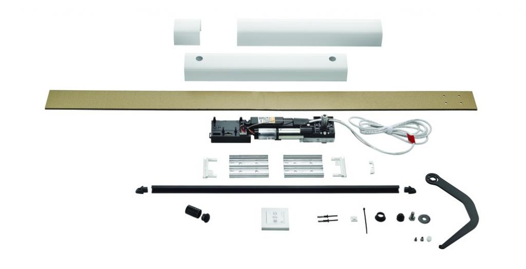 Motorisation fenêtre et volet : Kit ouvre-volet battant Yslo® Flex io