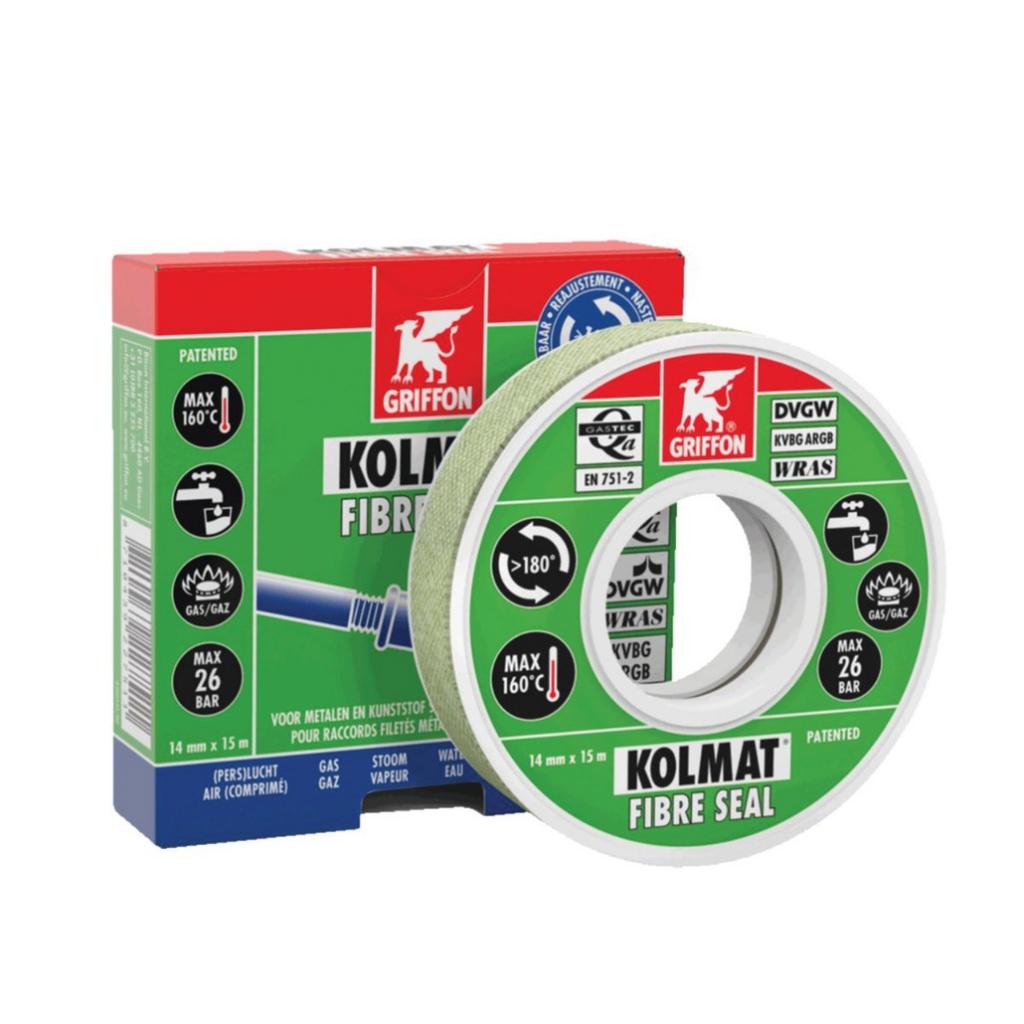 Produits de maintenance : Ruban kolmat fibre seal