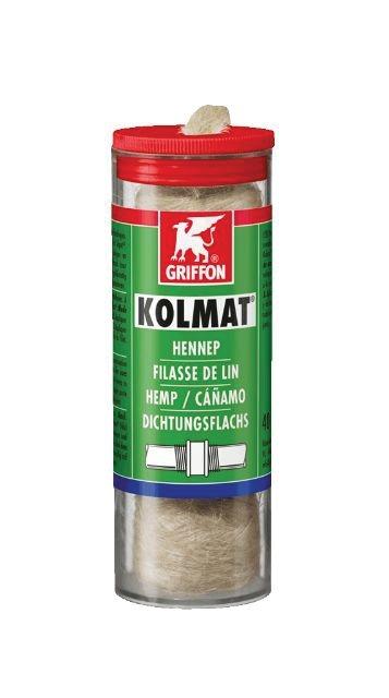 Produits de maintenance : Filasse de lin en tube