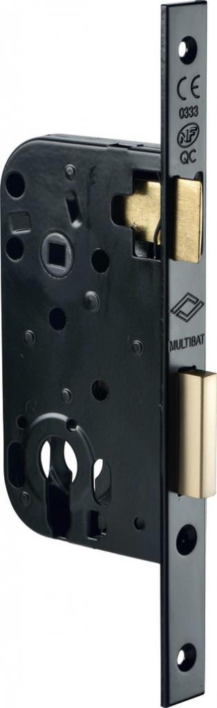 Serrure à larder série Multibat bouts carrées JPM