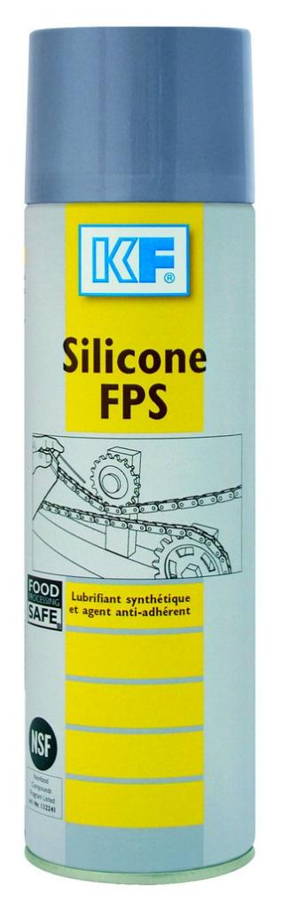 Produits de maintenance : Silicone alimentaire - 6635