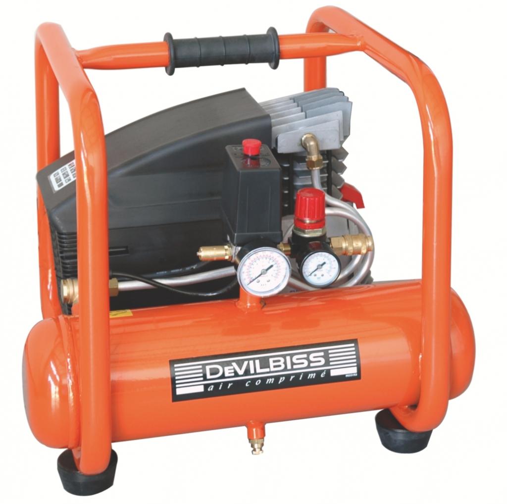 Compresseur d'air : EM.13.R6.8 - 6 litres