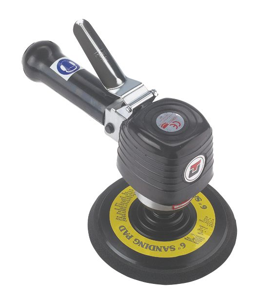 Outillage air comprimé : Rotative 2 mains 150 mm - UT 8788 X