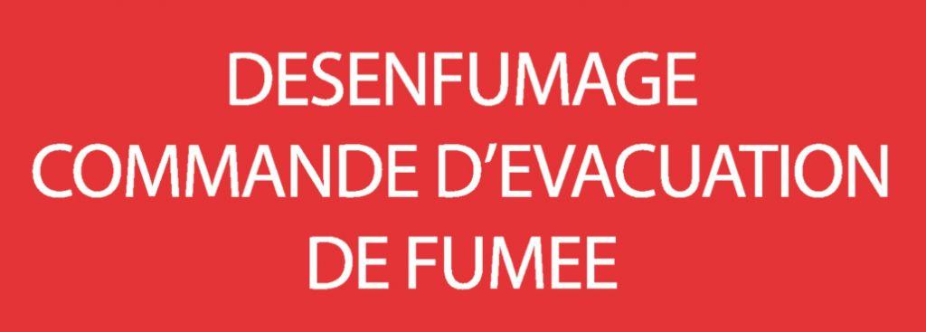 PANNEAU 300X120 DESENF.COM.EVAC.FUM