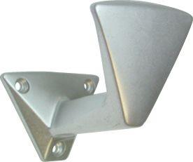 Porte-vêtement seul : Aluminium anodisé