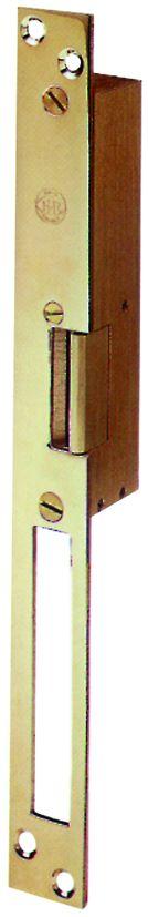 Verrouillage : En bronze - double empennage