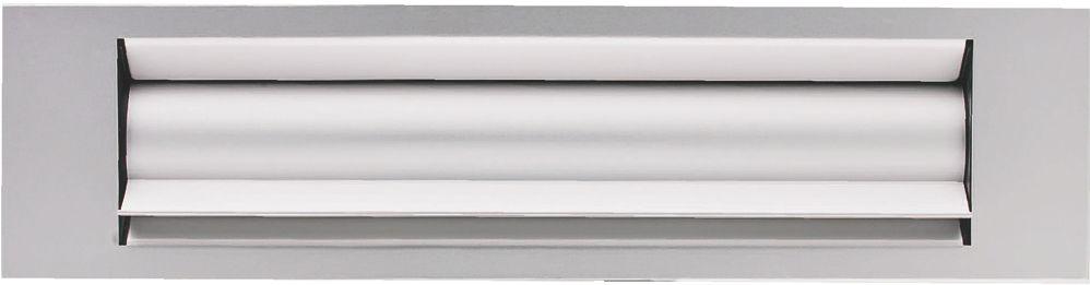 Boîte aux lettres : Aluminium