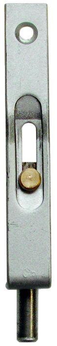 Verrou : A poussoir - à tétière plate 16 mm