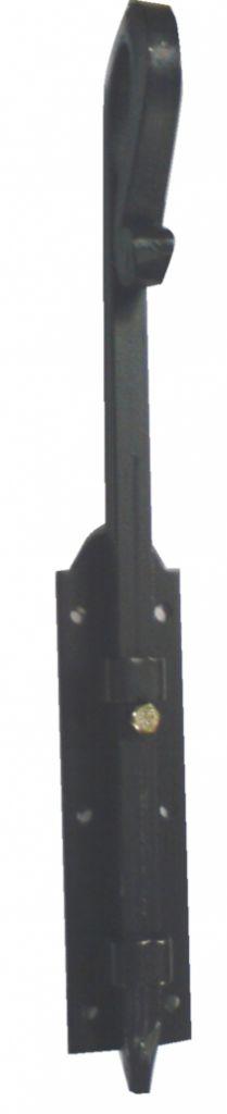Verrou : Pêne carré de 14 mm