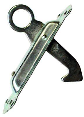 Ferrure de volet et portail : A paillette acier