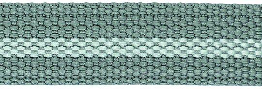 SANGLE 20MM GRIS CLAIR-ROULEAU 50M