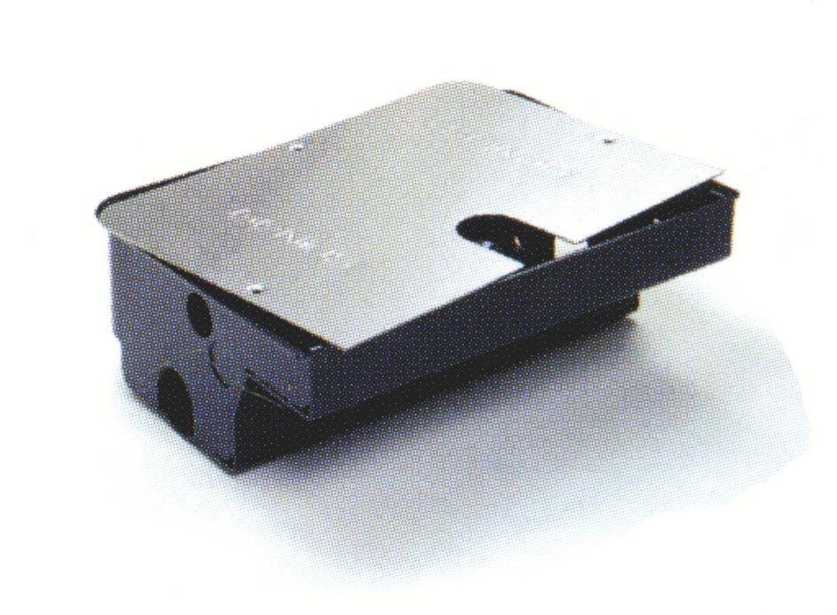 Motorisation de porte et portail : Accessoire kit enterré FAAC et GENIUS