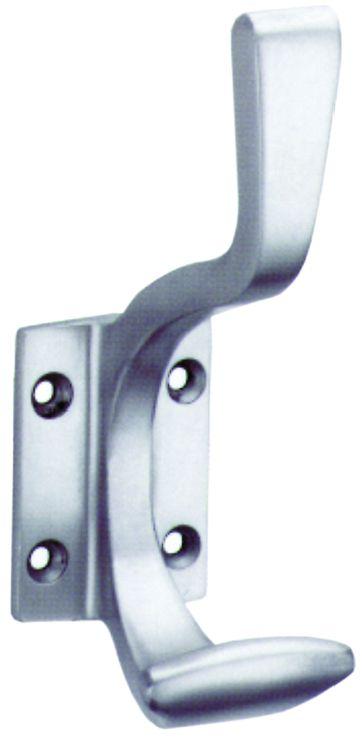 Porte-vêtement seul : Aluminium