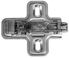 Rotation : Montage par clipsage