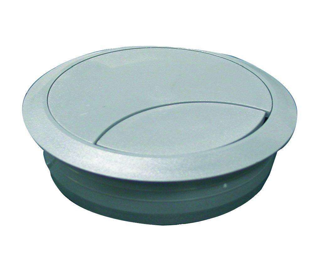 Passe-câble rond \ carré \ rectangle : Plastique