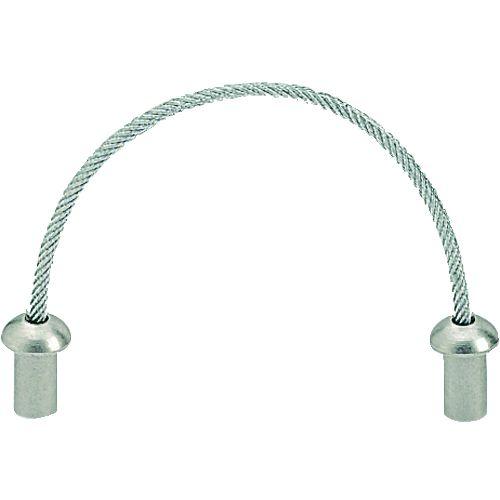 Garniture classique : Fil acier flexible