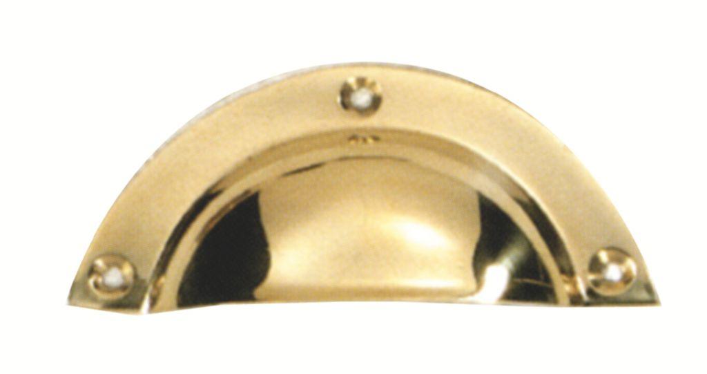 Garniture classique : Coquille standard - laiton