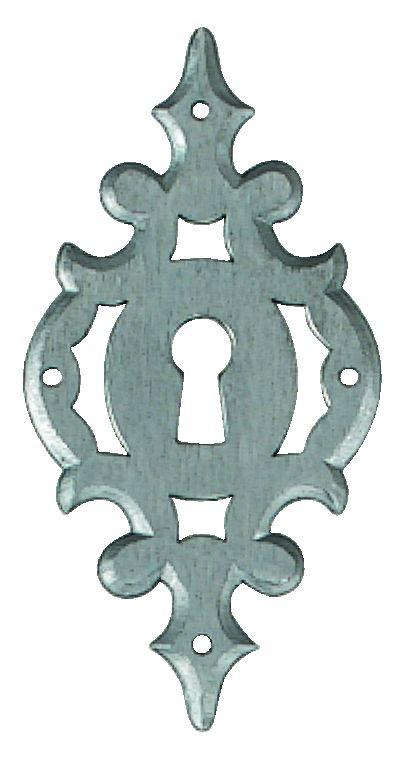 Garniture de style : Acier - entrée chanfreinée pour tiroir