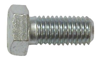 Vis métaux : Acier zingué - ISO 4017 - classe de résistance 8-8