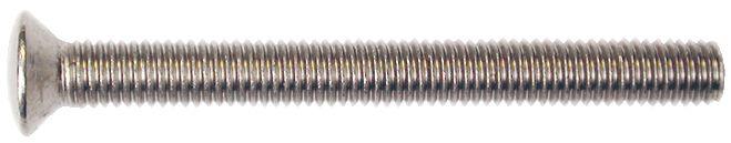 Accessoire pour bouton et béquille : Vis métaux inox