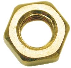Visserie métrique laiton : Laiton - DIN 934