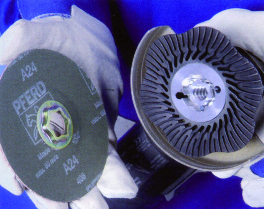 Disque fibre : Disque toile fibre Combiclick®