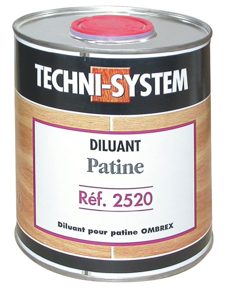 DILUANT POUR PATINE 2520 1 LITRE