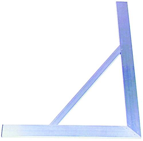 Equerre de maçon : A écharpe
